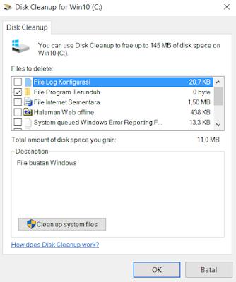 Cara Membersihkan File Sampah Di Windows Tanpa Aplikasi Pihak Ketiga 2