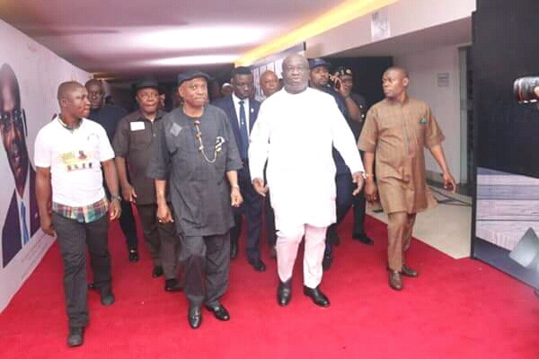 #GovernorOfTheYear :ABIA OPPOSITION JITTERY,DOWNCAST AS IKPEAZU  BAGS VANGUARD MAN OF THE YEAR AWARD