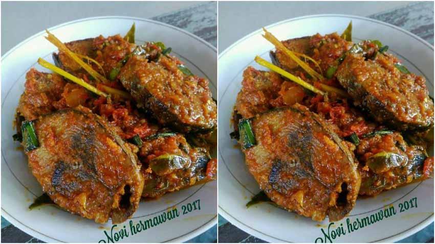 Resep Membuat Ikan Tongkol Bumbu Rica Rica by Novi Hermawan