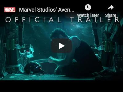 Ulasan Trailer  Avengers : End Game