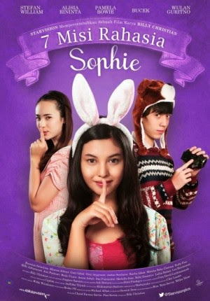 €˜7 misi rahasia sophie'€™: billy christian'€™s back with a second.