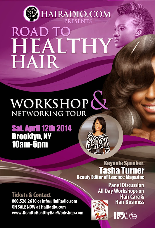 Upcoming hair show Events coming up!!