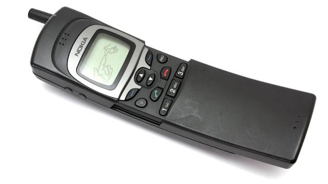 Nokia 8110 Image