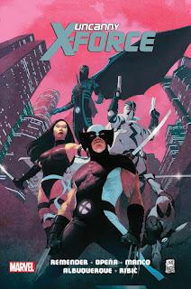 Uncanny X-Force tom 1: Sposób na Apocalypse'a okładka