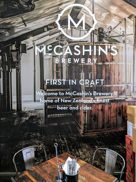 Nelson Craft Beer: McCashin's Brewery