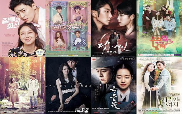 Tanggal 24-30 Oktober 2016 Rating Pemirsa Drama Korea