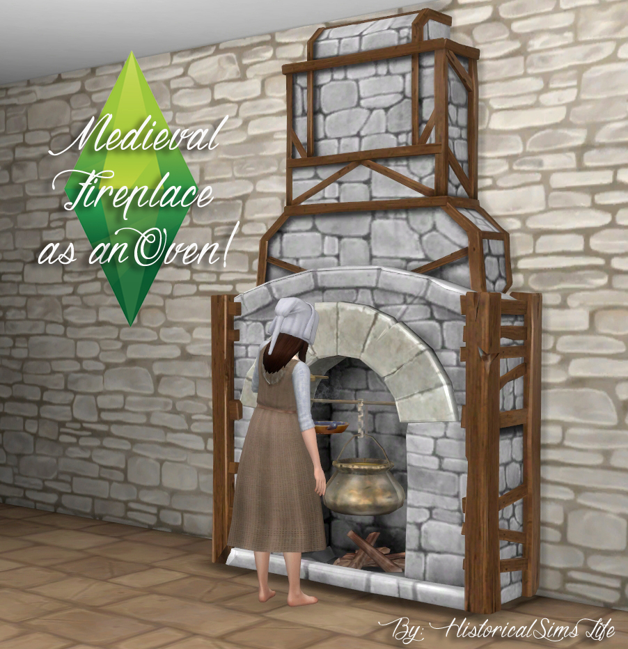 tsm to ts4 fireplace as an oven history lover u0027s sims blog