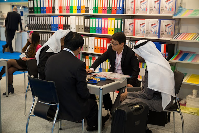 European paper, office supplies and stationery majors to be present in strength at Paperworld Middle East