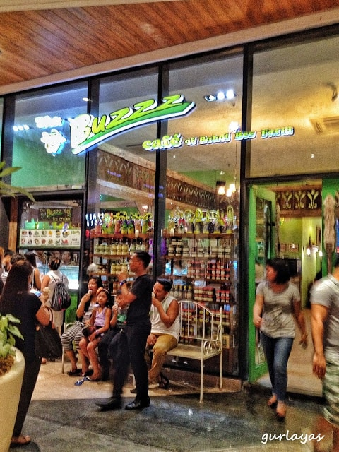 buzz cafe robinsons galleria cebu by gurlayas.blogspot.com