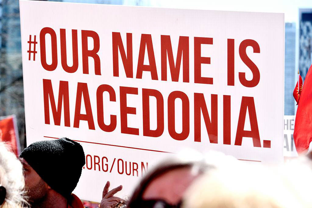 Oxford Professor Joins MHRMI's Call to End the Anti-Macedonian Name Negotiations