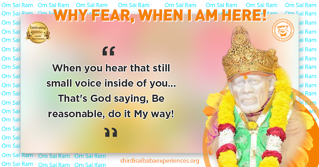Shirdi Sai Baba Blessings - Experiences Part 2545