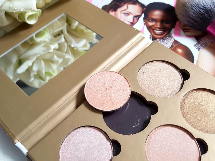 bellápierre Cosmetics - Glowing Palette  Madame Keke The Luxury Beauty & Lifestyle Blog