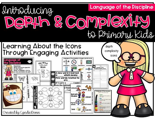 https://www.teacherspayteachers.com/Product/Depth-and-Complexity-Language-of-the-Discipline-3223579