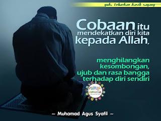 Abdullah bin Umar Hamba yang Selalu Mendekatkan Diri Kepada Allah