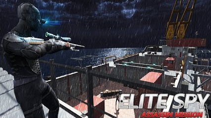 Elite Spy: Assassin Mission v1.7 Mod