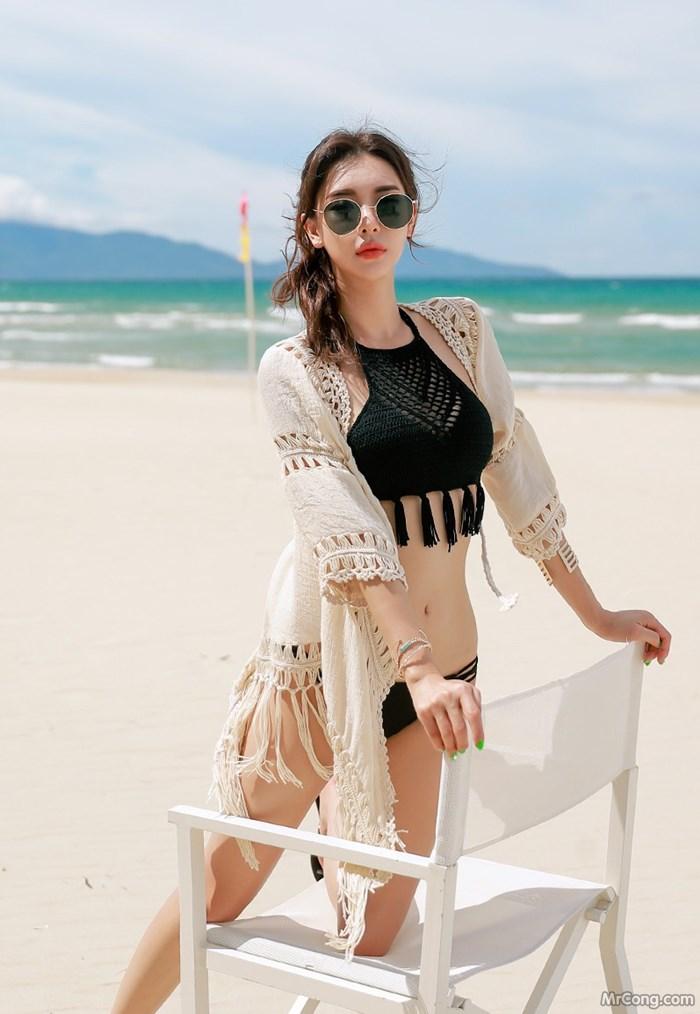 Image Park-Da-Hyun-MrCong.com-005 in post Bộ ảnh thời trang biển rực cháy quyến rũ của người đẹp Park Da Hyun (320 ảnh)