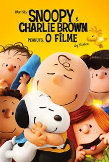Snoopy e Charlie Brown: Peanuts, O Filme - BDRip Dual Áudio