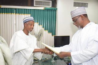 Federal Polytechnic, Bauchi Appoints Sanusi Waziri as 6th Substantive Rector