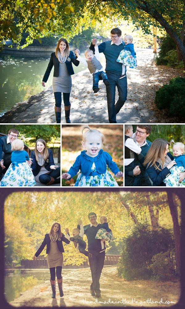 Family of 4 family photos