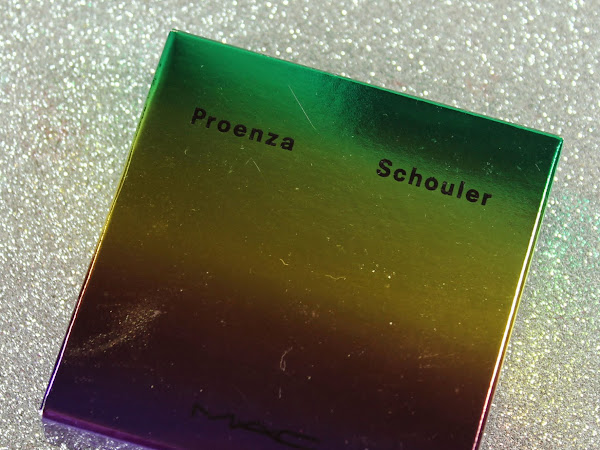 MAC MONDAY | Proenza Schouler - Sunset Beach Blush Ombre Swatches & Review