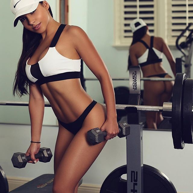 Fitness pro Lisa Morales 01