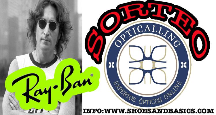 b2b1a6d7ea Hoy os traigo un SORPRESÓN de la mano de Opticalling, muchas queréis unas  gafas Lennon como las que llevo yo últimamente en el blog y ahora va a ser  posible ...