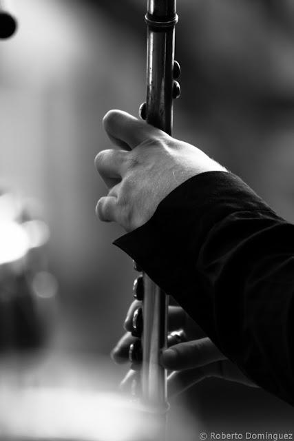 Flauta de Pablo Selnik