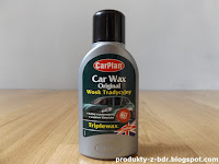 CarPlan Triplewax Car Wax Original Wosk tradycyjny