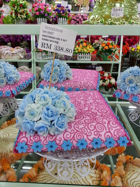 My Wedding Story #2 :: Dulang Hantaran 1