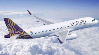 Vistara Airlines offer for air travel on Valentine Day