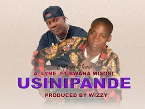 Download Audio | A-Lyne ft Bwana Misosi - Usinipande