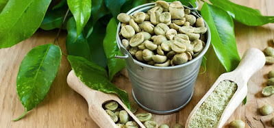 Green Coffee Bean Help You Lose Weight