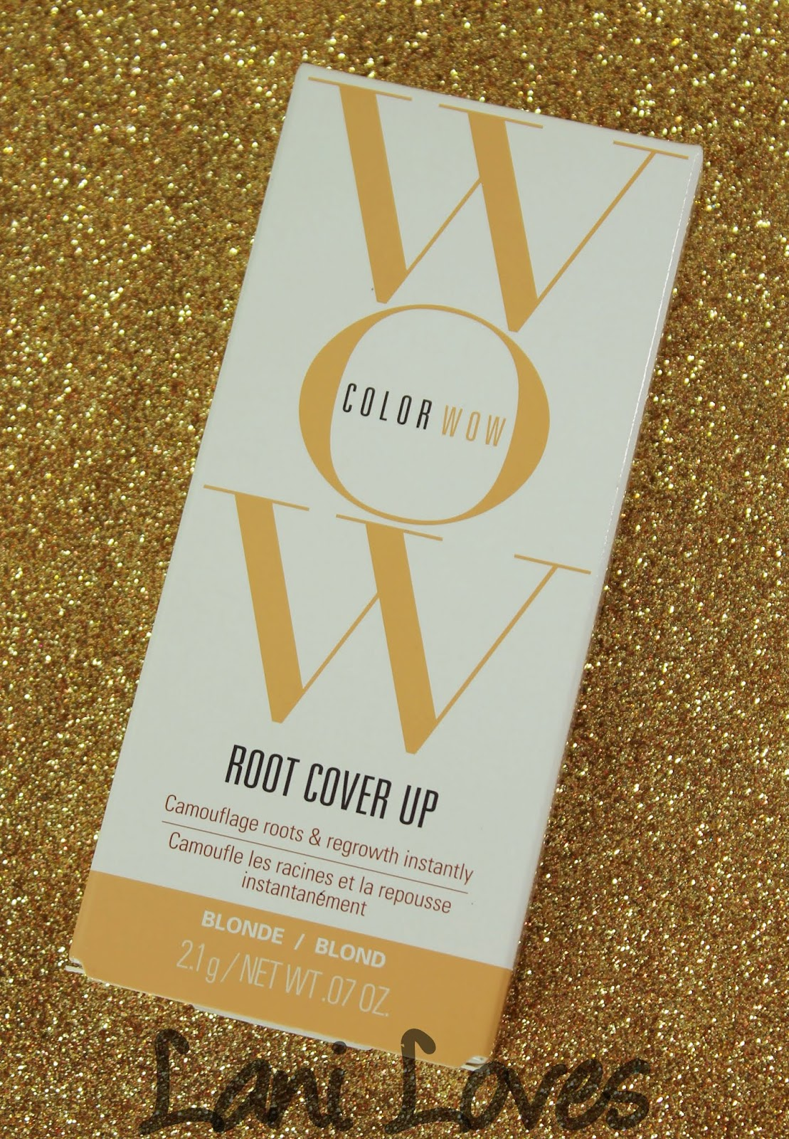 Colorwow Root Cover Up - Blonde Review