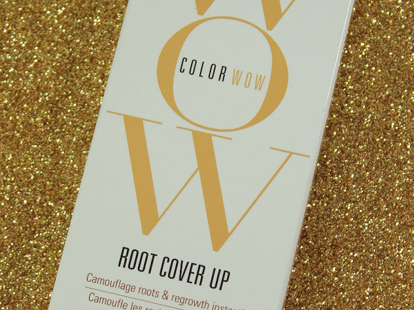 Color Wow Root Cover Up - Blonde Review