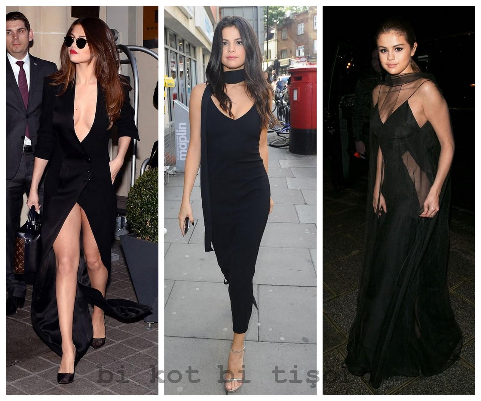 Bi Kot Bi Tirt Selena Gomez 2016 Paris Stili-4263