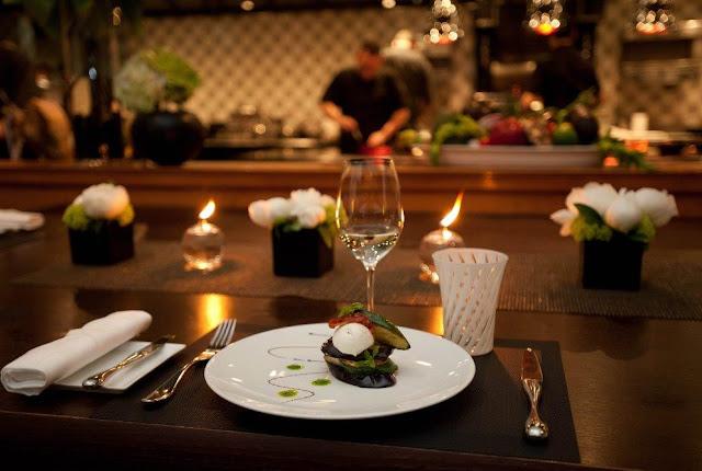 FOOD & LIFE: STERREN-VEGGIE IN MONTE-CARLO