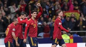 اسبانيا تتغلب على رومانيا بخماسية في التصفيات المؤهلة ليورو 2020