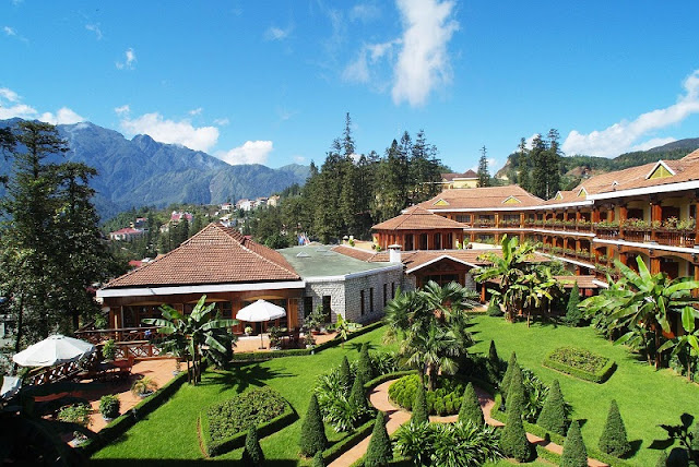 Top luxury resorts in Sapa 4