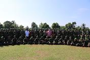 Wabup Lebak Hadiri Upacara Penutupan Pendidikan Tamtama Infanteri Abituren Dikmata TNI Angkatan Darat