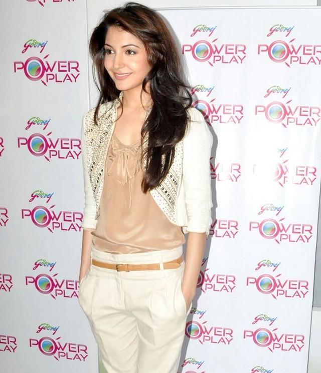 Download Song Lock Up By Karan: Anushka Sharma Launches 'Godrej Power Play'