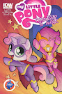 MLP Friendship is Magic #15 Comic Cover Larry