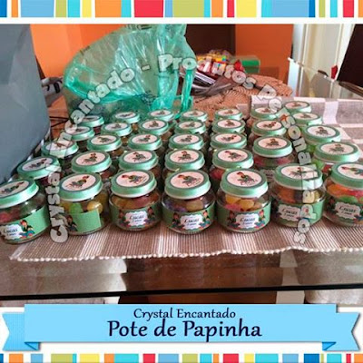Pote de papinha Peter Pan