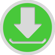download button outline