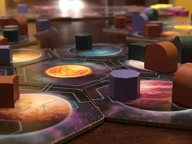 Horizons from Daily Magic Games board game review; photo by Benjamin Kocher