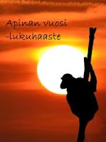 http://evariankirjahylly.blogspot.fi/2016/02/apinan-vuosi-lukuhaaste.html?showComment=1454912590347#c2146755981975448047