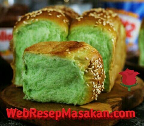 Roti Pandan, Resep roti pandan, Roti pandan panggang,