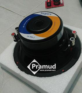 review lengkap dan kesan pertama subwoofer murah legacy LG-896-2 - pramud blog