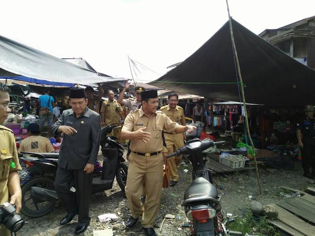 Cegah Aksi Pedagang Nakal, Laksanakan Sidak Pasar