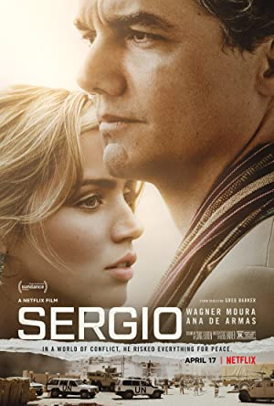 Sergio (2020) English 350MB WEBRip 480p ESubs