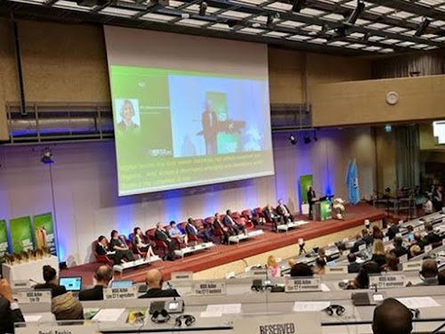 Forum WSIS 2017 Dorong Transformasi Digital Indonesia